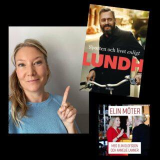 Missa inte Olof Lundh i senaste Elin möter, om nya boken Sporten och livet enligt Lundh, sportens bästa berättelser, sorg, eufori och hopp. Ni vet var poddar finns.