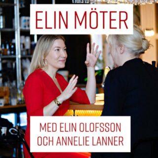 Missa inte senaste avsnittet av Elin möter – TV4 Sportens Maud Bernhagen är gäst, och vi pratar bland annat om sportminnen, sammanhang och hur hon blev journalist. Dessutom kommer hon med en magnifik Fiktiv fika. Och fortsätt skicka in förslag till ert bästa Fiktiva Fika – i en kommentar nedan eller via mejl, elinmoter@elinolofsson.com – vi läser upp några förslag i varje poddavsnitt!  #ElinMöter #MaudBernhagen #podd #podcast #fiktivafikat