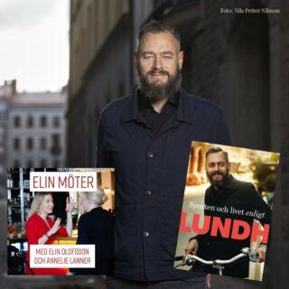 Han är en av Sveriges främsta sportjournalister (enligt mig) och dessutom författare, aktuell med en alldeles ny bok, Sporten och livet enligt Lundh!(@bazarforlag) När Olof Lundh (@oloflundh) gästar podden Elin möter pratar vi om sportvärldens bästa berättelser, fusk, hur han blivit den han är idag och vad man egentligen lär sig om livet av sport. Och vem/vilka väljer han till Fiktiva fikat?