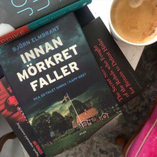 """Boktips:  """"Innan mörkret faller"""" av Björn Elmbrant.  Ett historiskt reportage om 1930-talet i Sverige och Tyskland, om reformer, fattigdom, feminism, arbetsmarknad, näringsliv, kultur, misstag, felbedömningar, röstfiske och avgörande kompromisser – trots allt en hoppfull bok, eftersom den visar att det finns val att göra, och att det dystra citatet """"vi kan lära av historien – vi vill bara inte"""" inte nödvändigtvis måste vara sant. Oerhört välskriven dessutom.  #Innanmörkretfaller #BjörnElmbrant"""