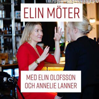 """Vårsäsongen av podden """"Elin möter"""", som jag gör ihop med mästerproducenten Annelie Lanner, så här långt: ett fotbollsproffs, en konstnär, en skådespelare och två författare! Till veckan kommer ett nytt avsnitt – prenumerera hos din poddtjänst för att inte missa.  #ElinMöter #podcast #Moffa #Fiktivafikat #FiktivaFlörten"""