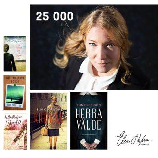 Mina böcker lånades ut närmare  25 000 gånger på svenska bibliotek under 2020. Det är jag nöjd med, särskilt eftersom jag inte hade någon ny bok ute under året. Tack till biblioteken runt om i landet som lyfter fram böckerna, och tack till alla läsare! För att också ta tillfället i akt och sprida lite kunskap om hur berättarbranschen och kultursektorn funkar för de som undrar: Som författare får jag 1 krona och 13 öre i ersättning per utlån – det vill säga cirka 25 000 kronor för helåret 2020.